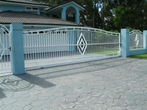 remote access gates